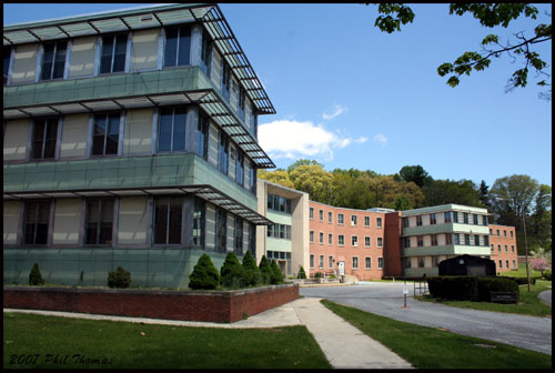 7. Harrisburg State Hospital
