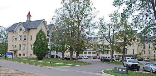 8. Traverse City State Hospital